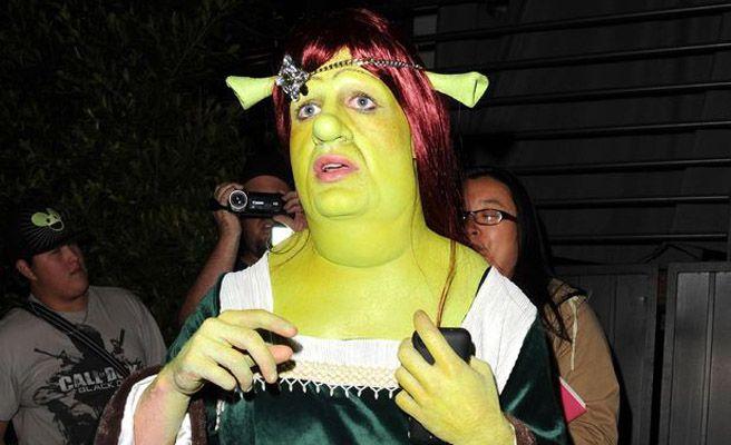 10 Famosos Disfrazados Para Halloween Que Te Costará Reconocer