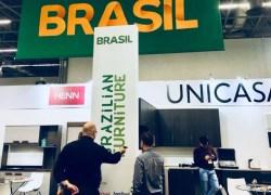 Indústrias de Móveis do Brasil participam de feira no México