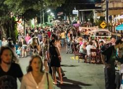Jantar Sob as Estrelas reúne empreendimentos e atrações culturais a céu aberto em Bento
