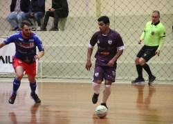 Rodada da Liga Gaúcha de Futsal é cancelada