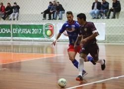 BGF perde para o Ibirubá por 2 a 1 no Estadual Futsal