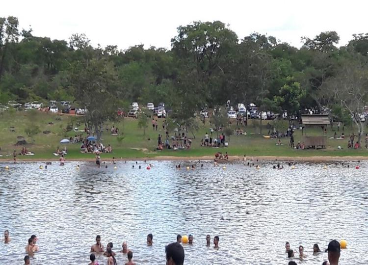 Quiosques do Ecolago para o feriado prolongado podem ser reservados na Secretaria de Meio Ambiente