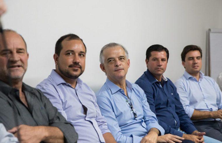 Governador Márcio França visita Assis e anuncia novos recursos em reunião com prefeitos da região