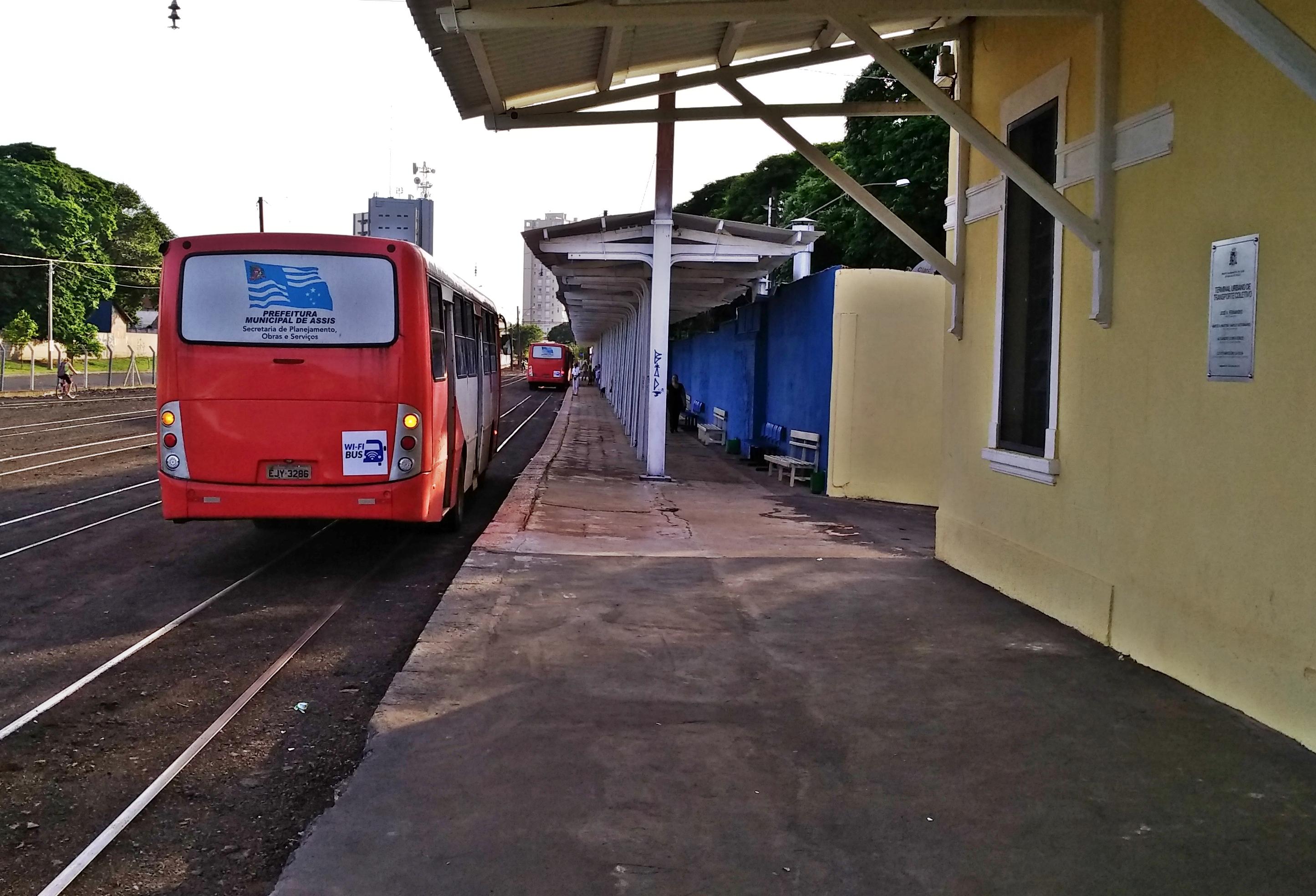 Terminal Urbano de Transportes Coletivos trará comodidade aos usuários, diz prefeito