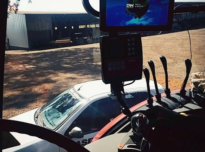 Central Máquinas Agrícolas, concessionária Case IH, para Assis e região, renova sua frota de veículos