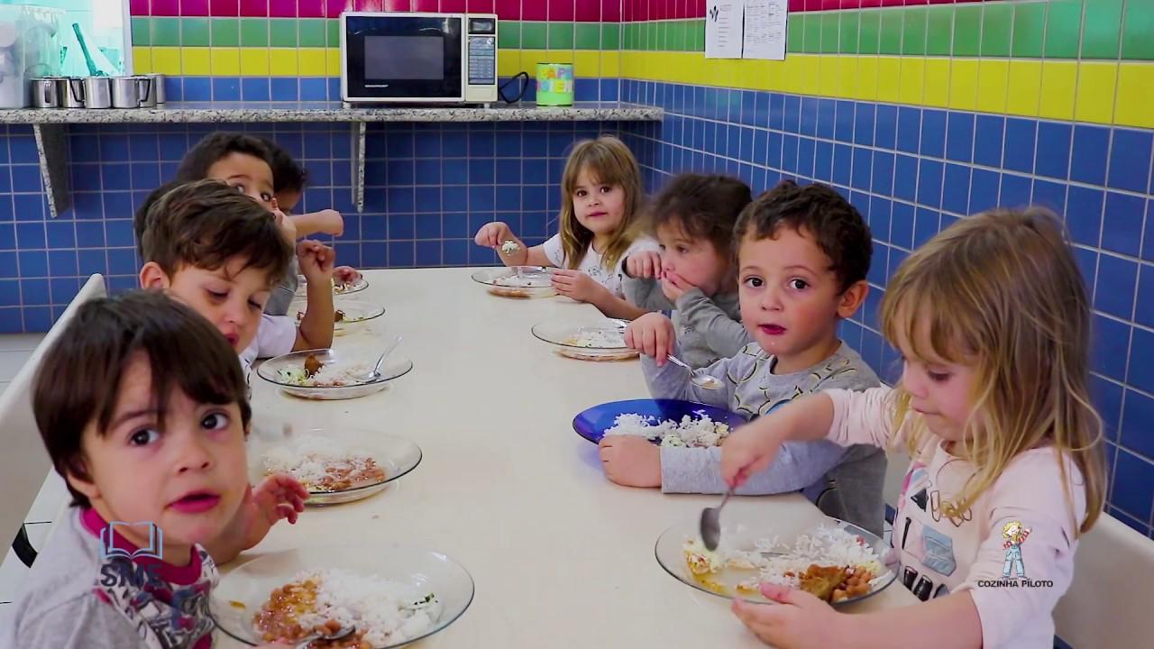 Nutricionista destaca alimentação de qualidade ofertada aos estudantes da rede municipal de ensino