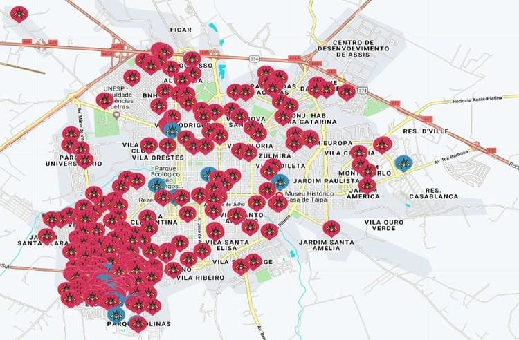 Departamento de Comunicação da Prefeitura organiza o Dia D 'Alunos de Assis Contra a Dengue'