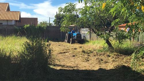 Setor de fiscalização intensifica notificações a terrenos baldios em vários bairros