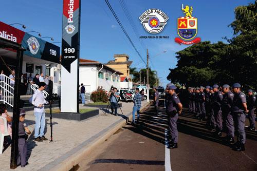 Comemoração do aniversário do 32º Batalhão da PM de Assis relembra os seus 33 anos de história