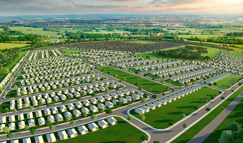 Futuros compradores do Vida Nova Assis 2 assinam contratos de compra da casa própria