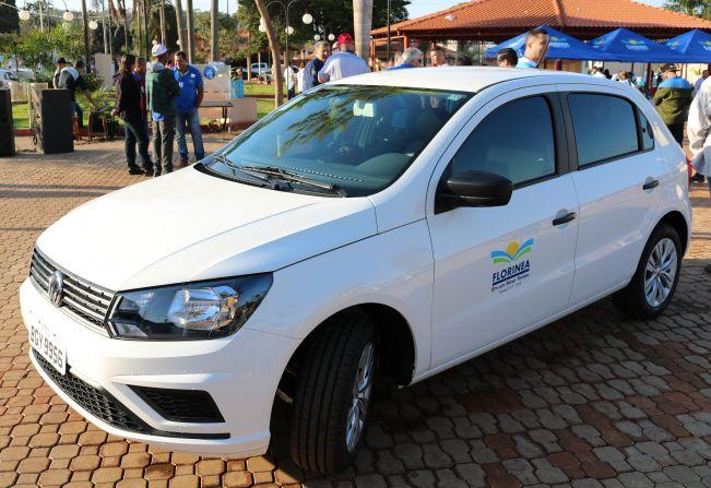 Prefeitura de Florínea faz a aquisição de veículo zero quilometro para a pasta da Saúde