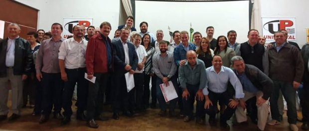 Em encontro da Unipontal, vice-prefeito de Assis apresenta reivindicações a lideranças nacionais