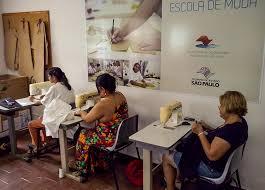 Fundo Social de Solidariedade abre 100 vagas para a Escola de Moda