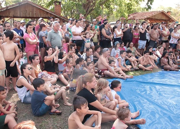 Reabertura do Ecolago reúne quase quatro mil pessoas no sábado e domingo