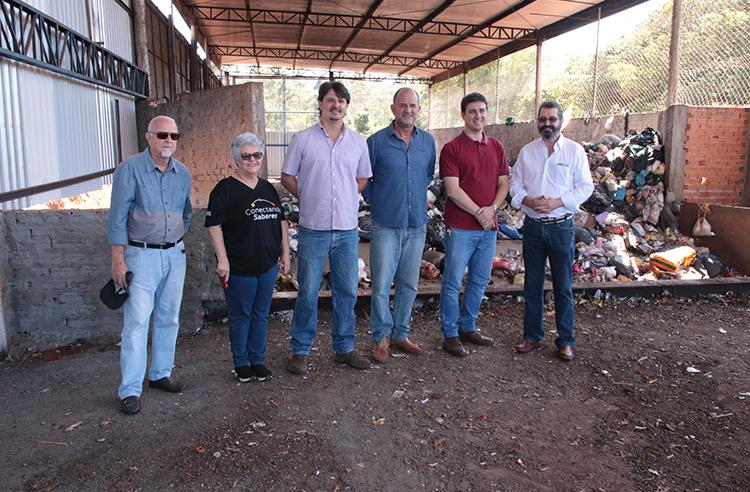 Com aprovação da Cestesb, Assis inaugura Estação de Tratamento de Resíduos Sólidos