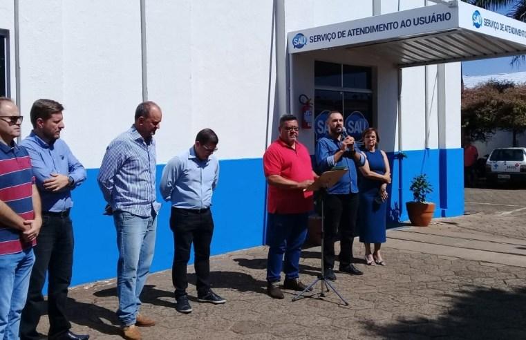 Prefeitura de Assis inaugura SAU – Serviço de Atendimento ao Usuário