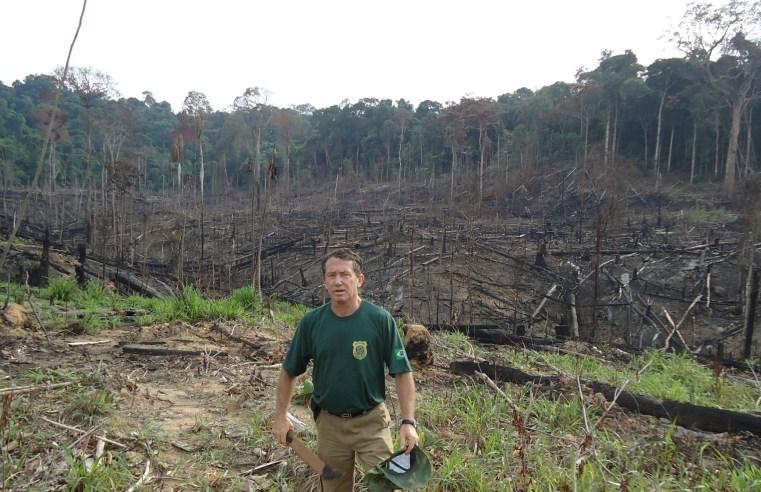 Ex-chefe regional do Ibama diz que existem interesses econômicos por trás da destruição da Amazônia
