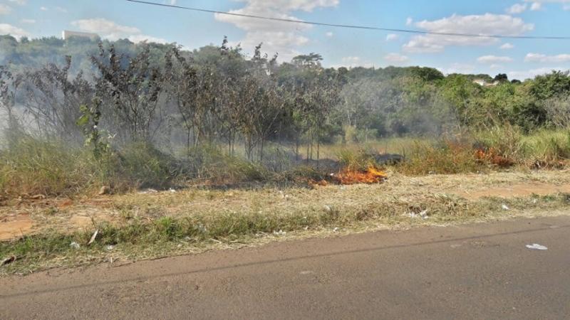 Defesa Civil alerta a população para cuidados com queimadas