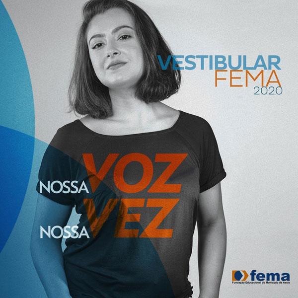 Gabaritos do Vestibular FEMA já estão disponíveis para acesso.