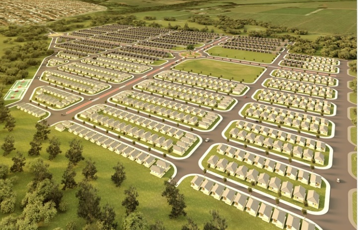 Bairro 'Vida Nova Assis 2' da Pacaembu já está com mais de 50% das casas construídas