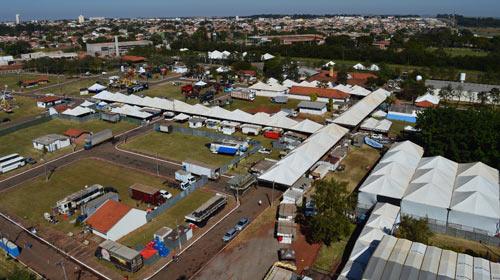 Parque de Exposições 'Jorge Alves de Oliveira' já tem calendário de eventos para 2020