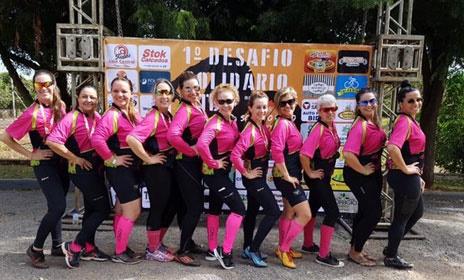 Conheça o 'Saia de Bike' um grupo de pedal só de mulheres criado em Assis