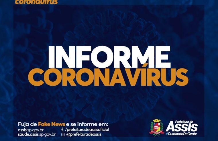 Saúde divulga Boletim Epidemiológico dessa segunda-feira, 30