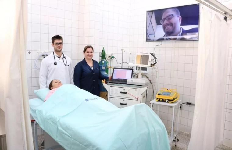 Tarumã amplia uso da telemedicina e inteligência artificial para quatro especialidades nas áreas de saúde