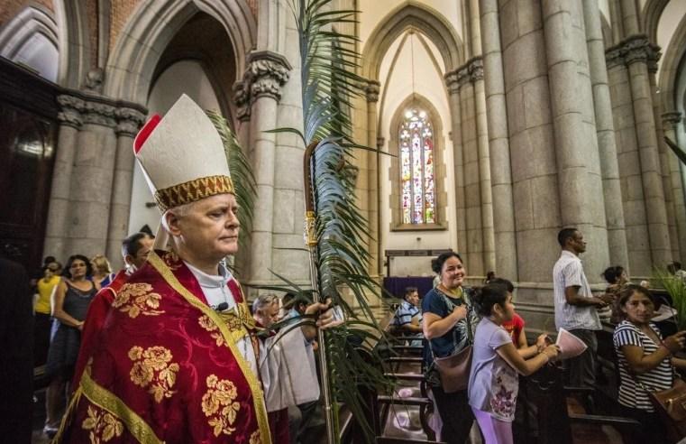 Pandemia força realização virtual das celebrações da Semana Santa