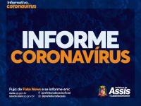 Assis confirma 14ª morte pelo novo Coronavírus