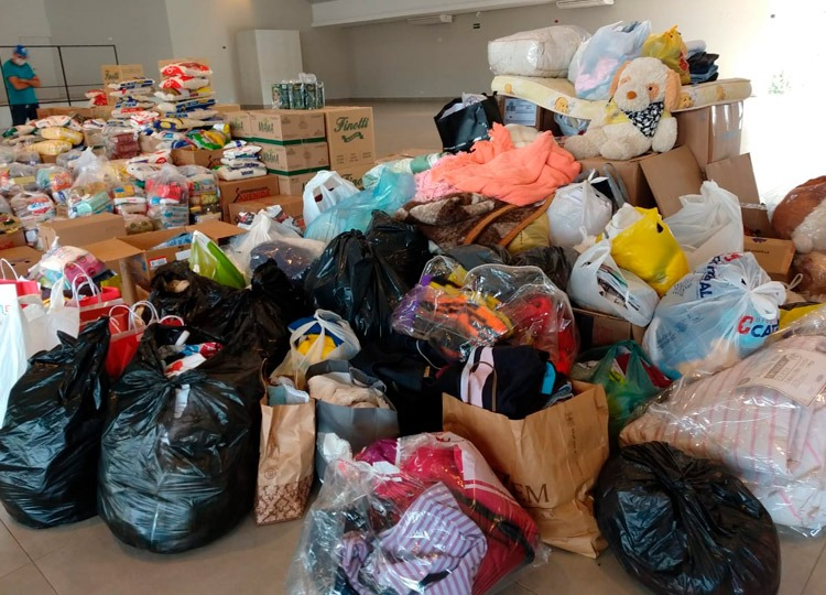 Fundo Social já arrecadou e entregou mais de 9 mil peças de agasalhos e cobertores