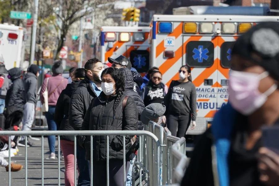 Estados Unidos registram mais de dois milhões de casos da Covid-19