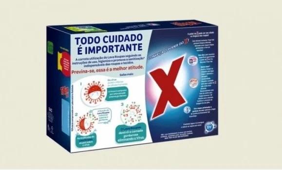 Justiça suspende venda de produtos Ypê por induzir sobre eficácia contra a Covid-19