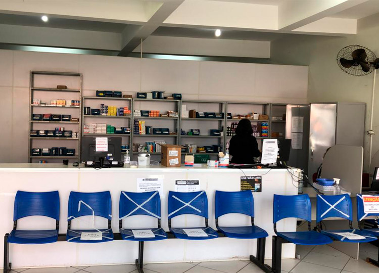 INFORMATIVO: Unidade Dispensadora de Medicamentos da Avenida Armando Salles está fechada e reabre dia 16