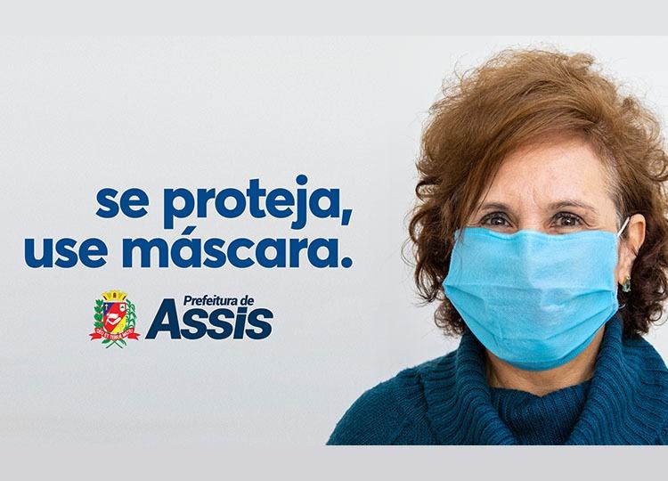 Multa para quem não usar máscara é de R$ 500,00 a R$ 5 mil