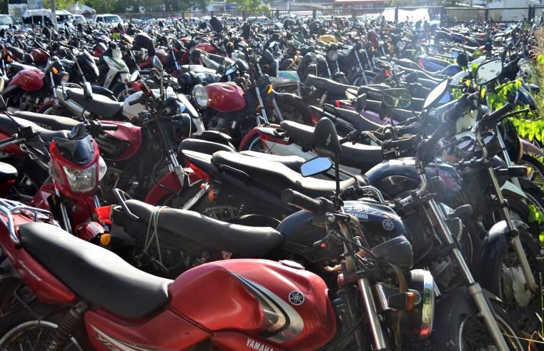 Produção de motos mostra recuperação em julho