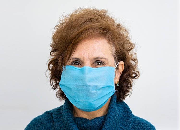 Uso de máscara é fundamental no combate à transmissão do novo Coronavírus