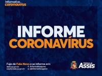 Mais uma morte é confirmada por COVID-19 em Assis