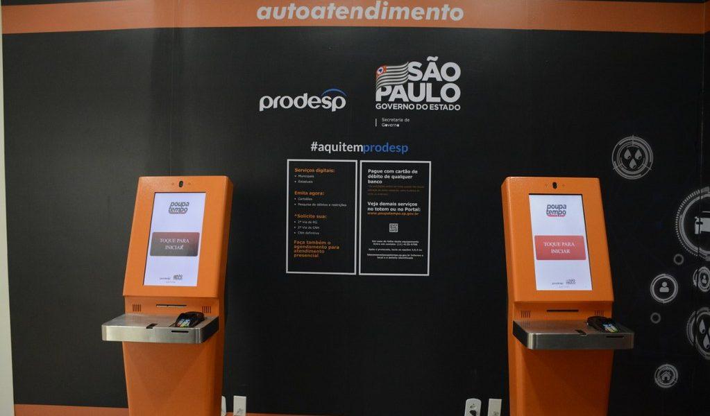 Poupatempo oferece agendamento até sexta (30) a interessados em ingressar na rede de SP