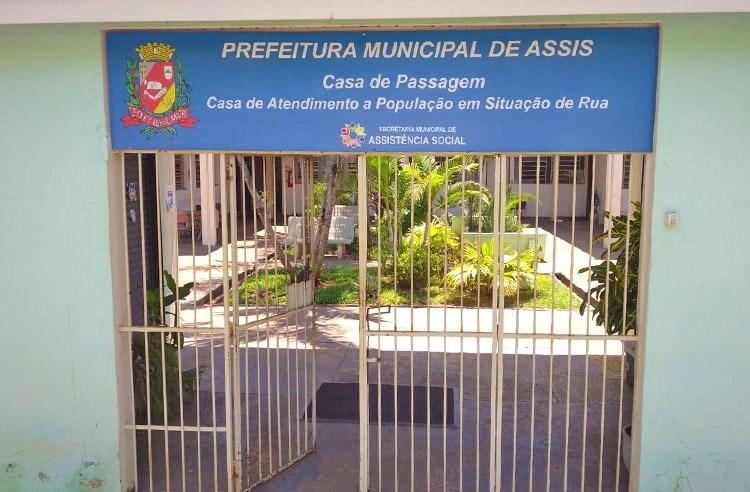 Casa de Passagem prepara-se para acolher migrantes no final de ano