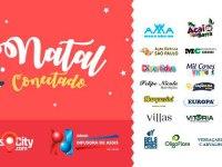 Natal Conectado AssisCity e Difusora vão fazer sorteio de prêmios