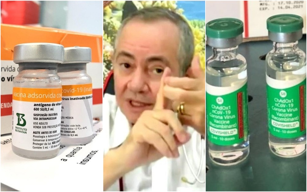 Ministério Público abre inquérito para investigar médico assisense que tomou doses da CoronaVac e de 'Oxford'