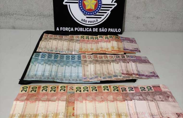 Homem é preso por tráfico de drogas no bairro Parque Universitário em Assis