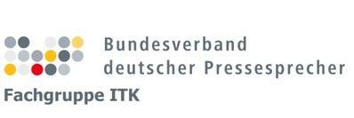 Logo des Bundesverbandes deutscher Pressesprecher - Fachgruppe ITK