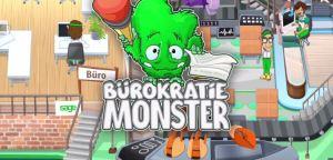 Teil der Kampagne ist auch das Bürokratiemonsterspiel. Quelle: Sage Software GmbH, 2015.