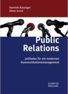 Buch Cover Rüsinger / Jorzik - Public Relations