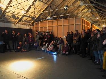 MARCH 17 Black Hole Club launch, Vivid Projects