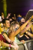 Festival goers enjoy everything BUKU has to offer, from music and arts, to fashion and relaxation, during the BUKU Music and Arts Festival on March 10 and 11, 2017.
