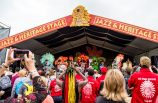 JF - Jazz and Heritage stage