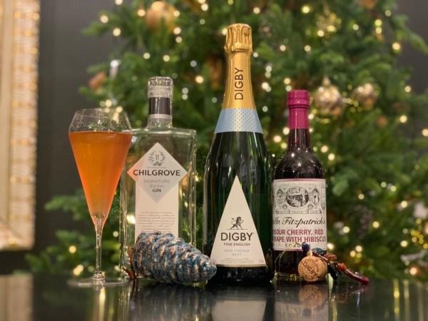 Digby Christmas Cocktail Set